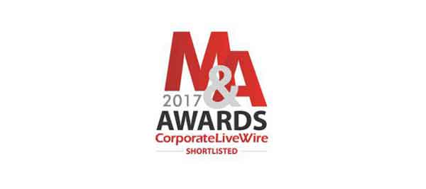 Russell Bedford mianowana do nagrody M&A Awards 2017